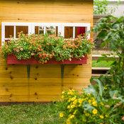 Children's Garden House