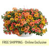 Beach Sunset FLOWER PILLOW®