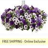 Lilac Festival FLOWER PILLOW®