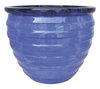AquaPots® by Proven Winners® - Techno Light Blue Flat Rim Round