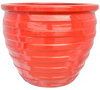 AquaPots® by Proven Winners® - Techno Red Flat Rim Round