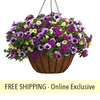 Wine Country FLOWER PILLOW®