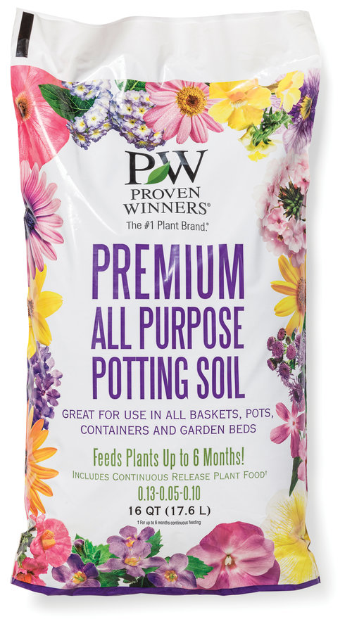 The Dirt on Dirt - Potting Soil | Proven Winners