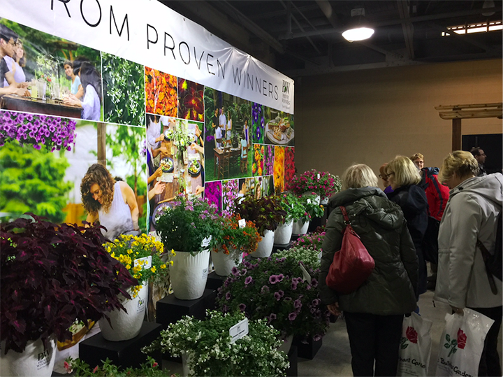 Columbus Home And Garden Show 2020.2020 Flower And Garden Shows Proven Winners